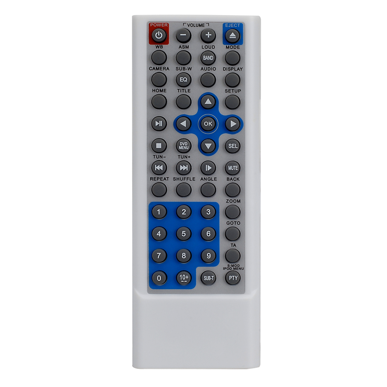 Magnadyne M4-LCD-CCR | Replacement Remote M3-LCD/M4-LCD